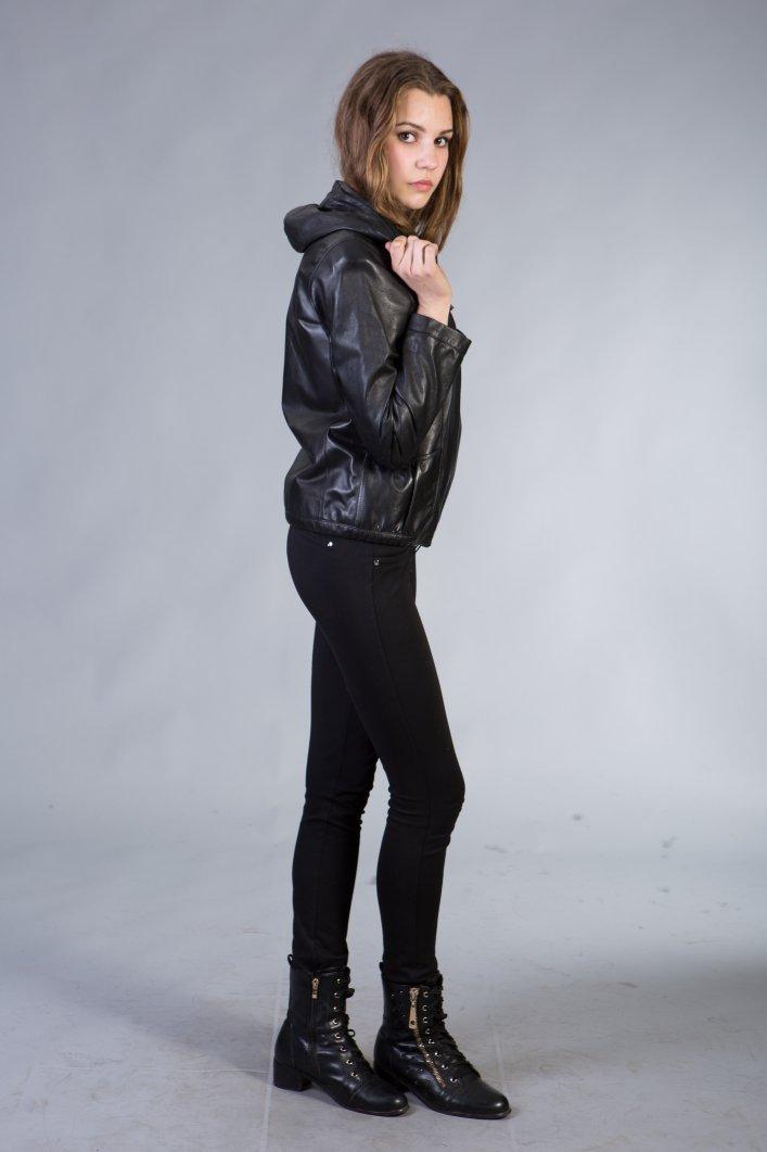 Кожаные куртки заказать женские
